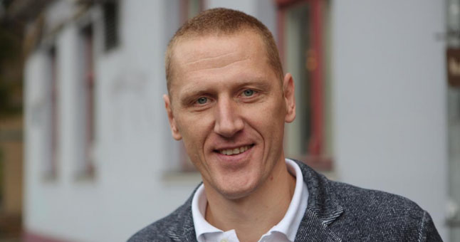 "Zavackas - ""Ryto"" sporto direktorius"