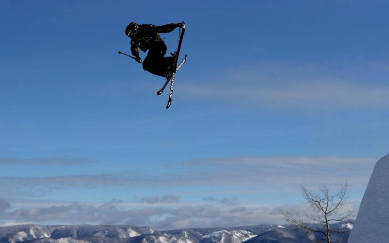 Fabianas Boschas - šveicarų slidinėjimo virtuozas