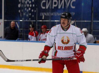 Lukašenka netenka pasaulio čempionato