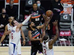 Spurs ekipa šventė pergalę