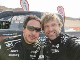 Ketvirtoji Dakaro Ralio diena