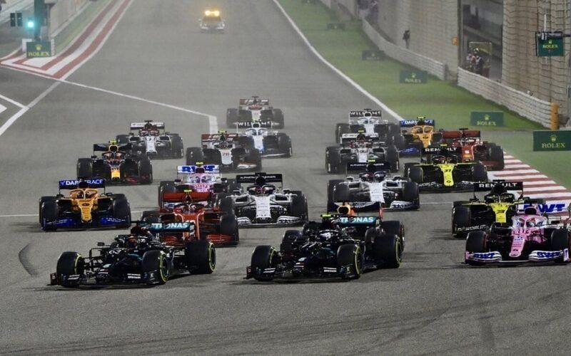 """Sugrįžta """"Formulė-1"""" sezonas"""