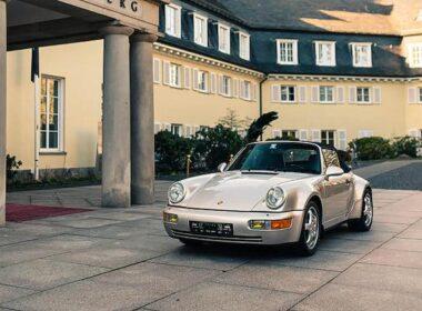 """Legendinis Maradonos """"Porsche"""""""