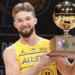 Sabonis nugalėjo NBA įgūdžių konkurse
