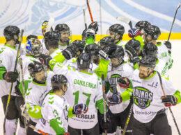 """""""Kaunas Hockey"""" tapo Lietuvos ledo ritulio čempionais"""