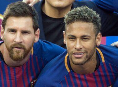 Neymaras ir Leo Messi vėl gali tapti bendraklubiais
