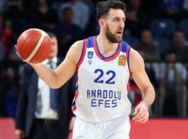 V. Mičičius ketina kelti sparnus į NBA