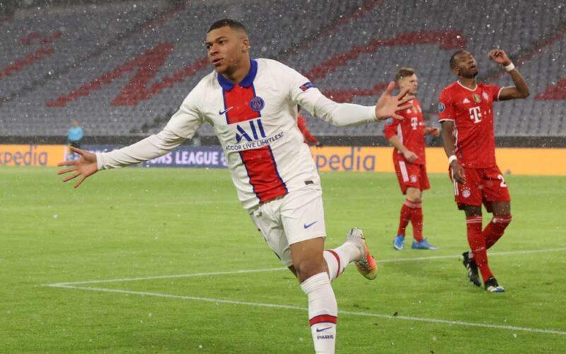 """""""Bayern"""" neatlaikė PSG grėsmės"""