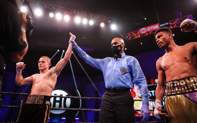 E.Stanionis turi galimybę kovoti dėl pasaulio čempiono titulo